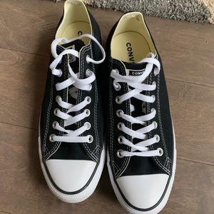NWOT Black Converse